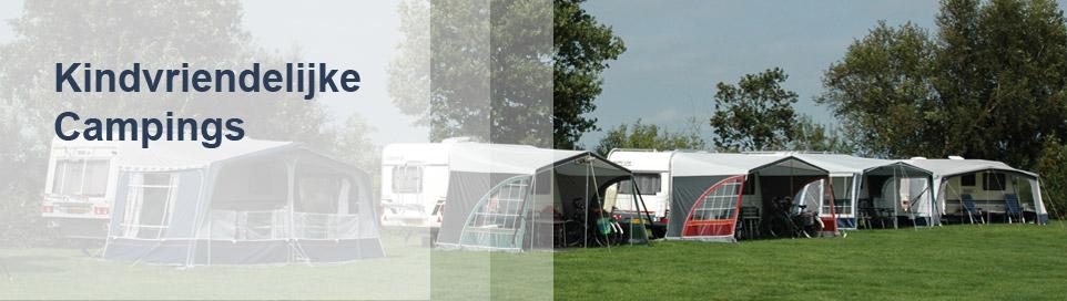 Kindvriendelijke Campings